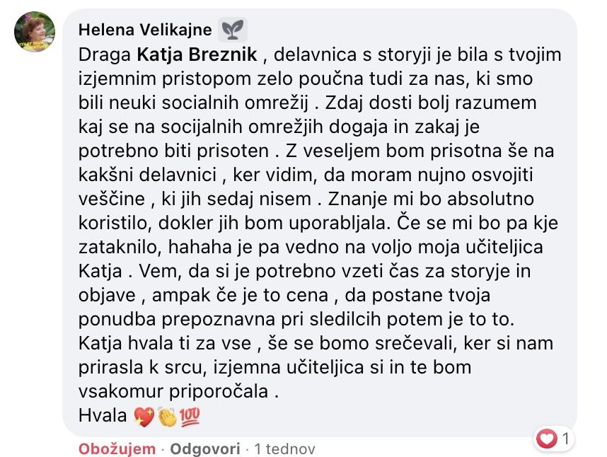 story helena